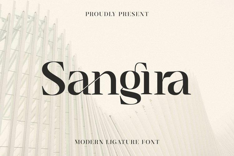 Sangira example image 1