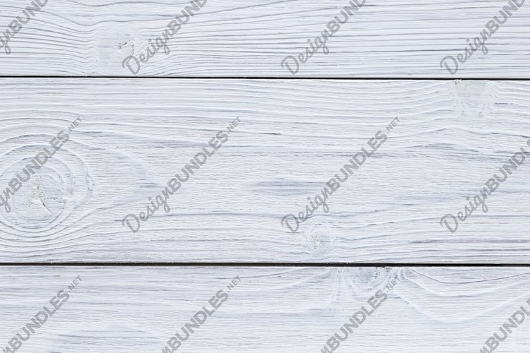 White wooden background. example image 1