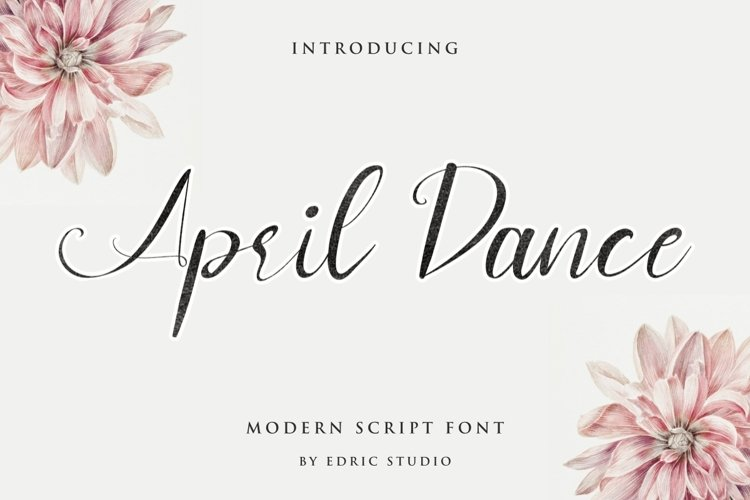 April Dance example image 1