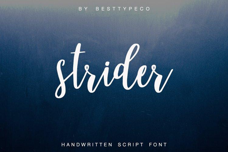 Strider