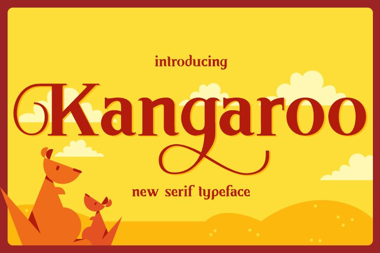 Kangaroo example image 1