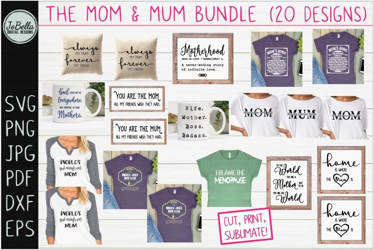The Mom and Mum Mothers Day Bundle