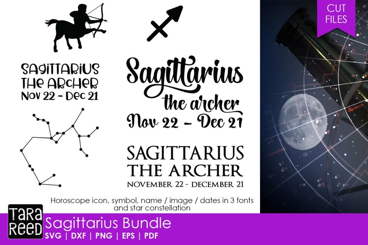 Sagittarius Horoscope Bundle