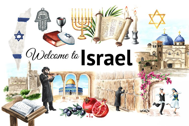 Welcome to Israel example image 1