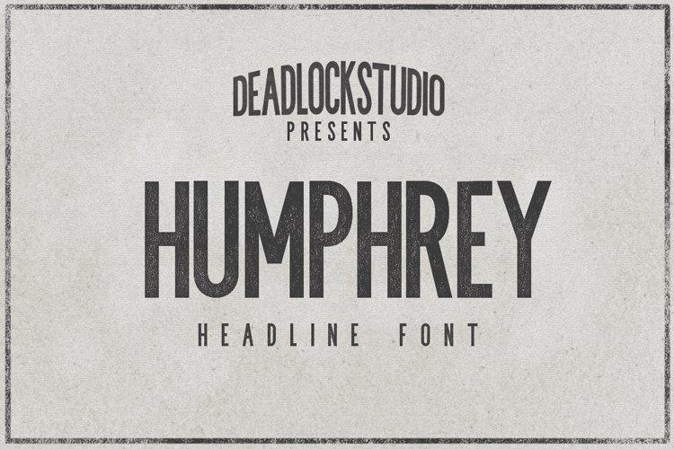 Humphrey example image 1