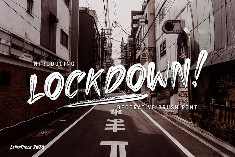 Lockdown example image 1