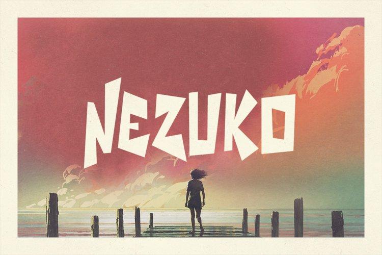 Nezuko Typeface example image 1