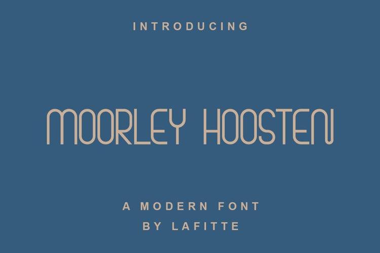 Moorley Hoosten example image 1
