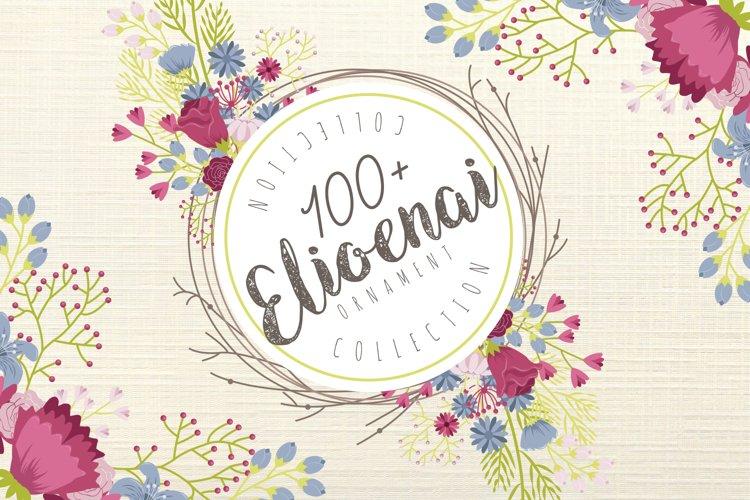 100+ Elioenai Ornament Collection