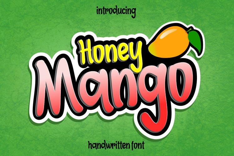 Honey Mango example image 1