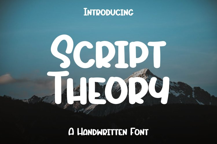 Script Theory example image 1