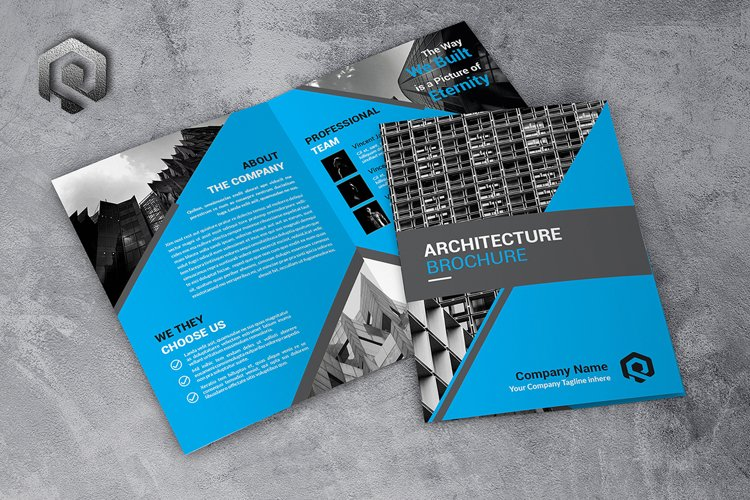 Architecture Bifold Brochure example image 1