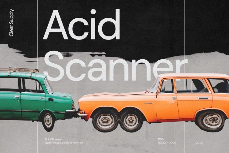 Acid Scanner