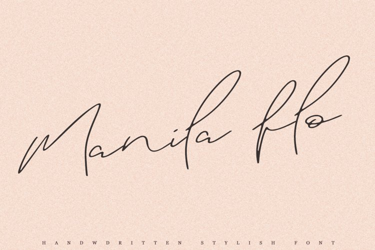 Manila Flo example image 1
