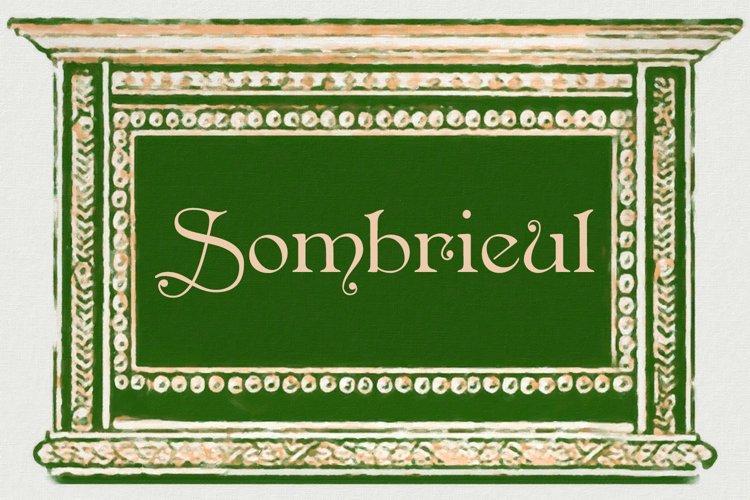 Sombrieul