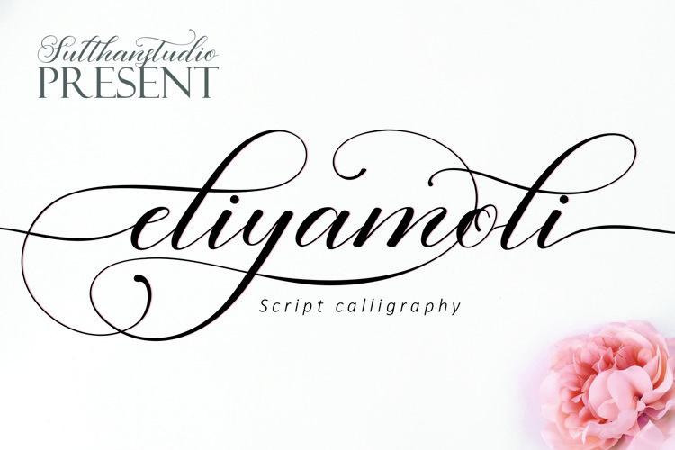 Eliyamoli script example image 1