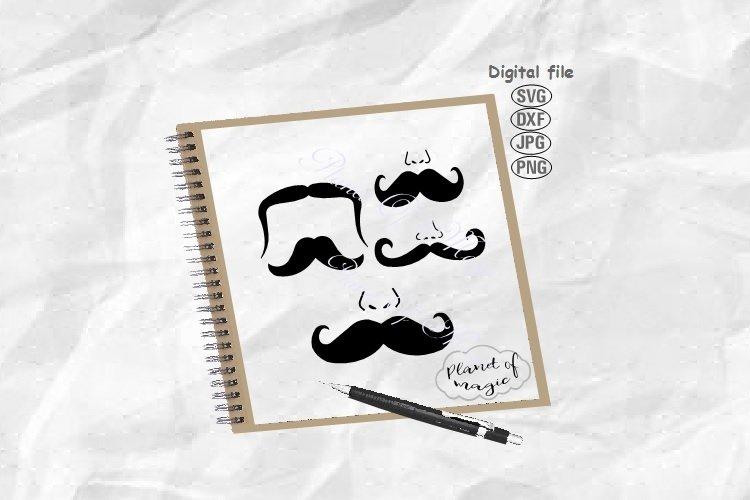 Face Mask Design Svg, Mustaches Svg, Face Svg, Nose Svg