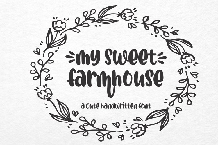My Sweet Farmhouse example image 1
