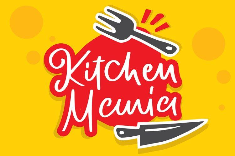 Kitchen Mania example image 1