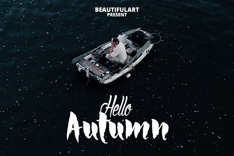 Hello Autumn Lightroom Presets example image 1