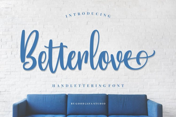 Betterlove example image 1