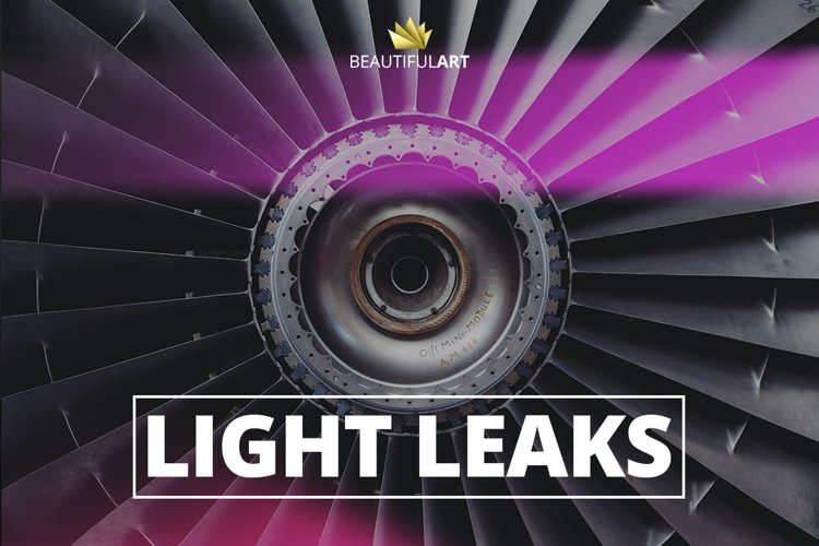 Pro Light Leaks Action Vol I