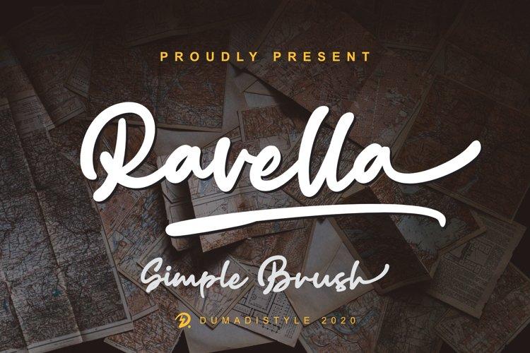 Ravella - Simple Brush example image 1