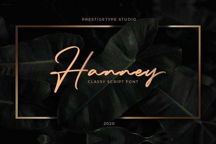 Hanney