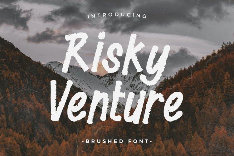 Risky Venture - Display Brush example image 1