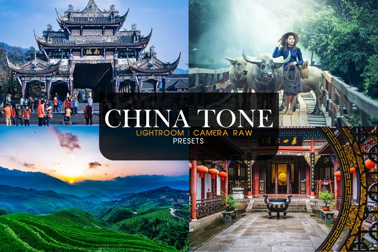 20 China Tone Lightroom & Camera Raw Presets example image 1