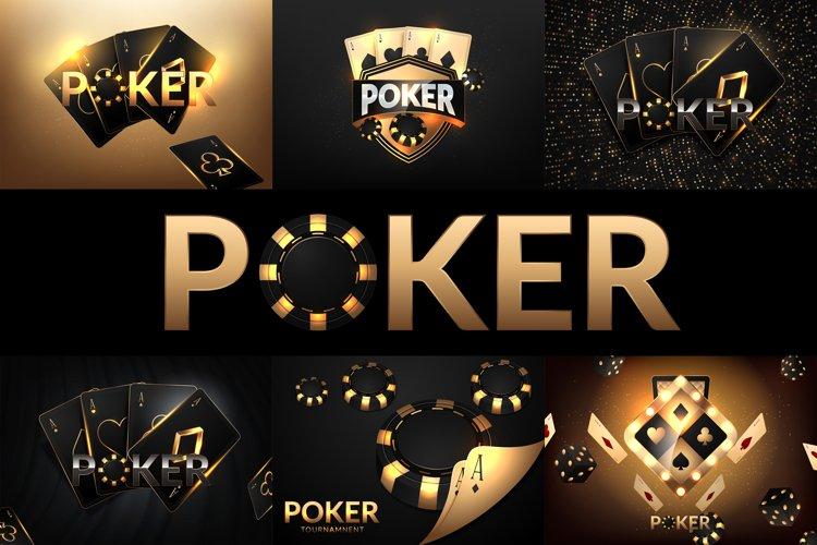 Poker Casino Background