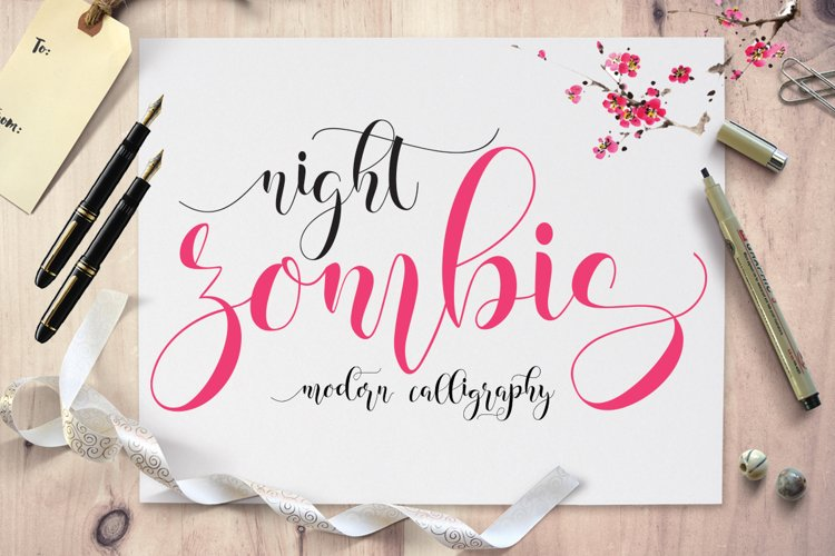 Zombis night example image 1