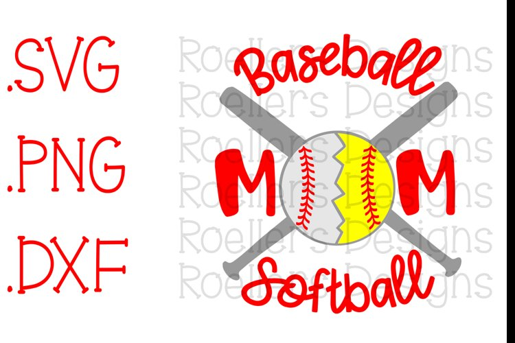 Softball svg, Baseball SVG, Cricut, SVG, DXF, PNG, softball dxf, softball mom svg, softball mom dxf, softball mom, softball life, Spring Svg example image 1