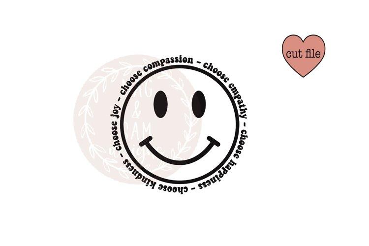 Mental health SVG, be kind svg, choose svg, kindness svg