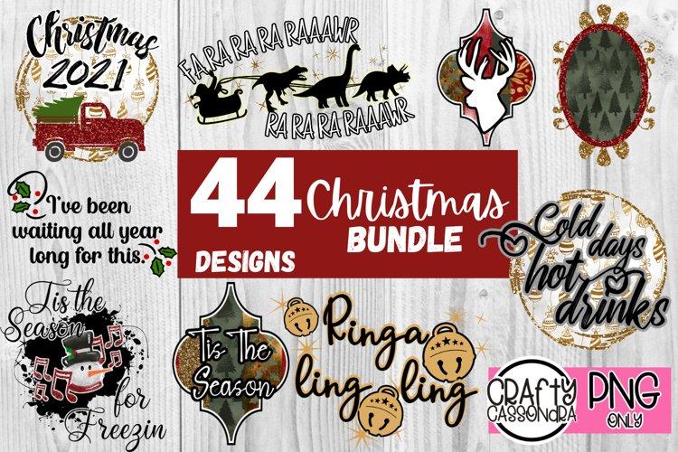 Christmas clipart bundle : Sublimation : Ornaments DIY