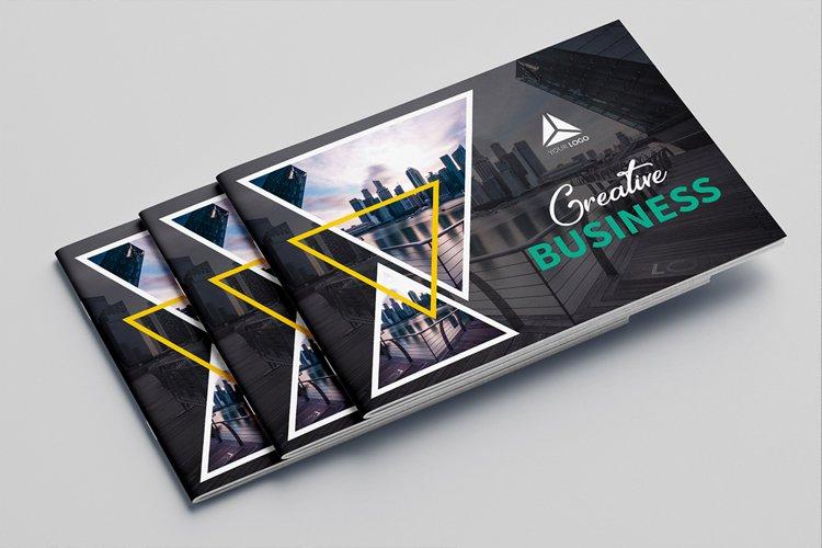 A5 Creative Brochure