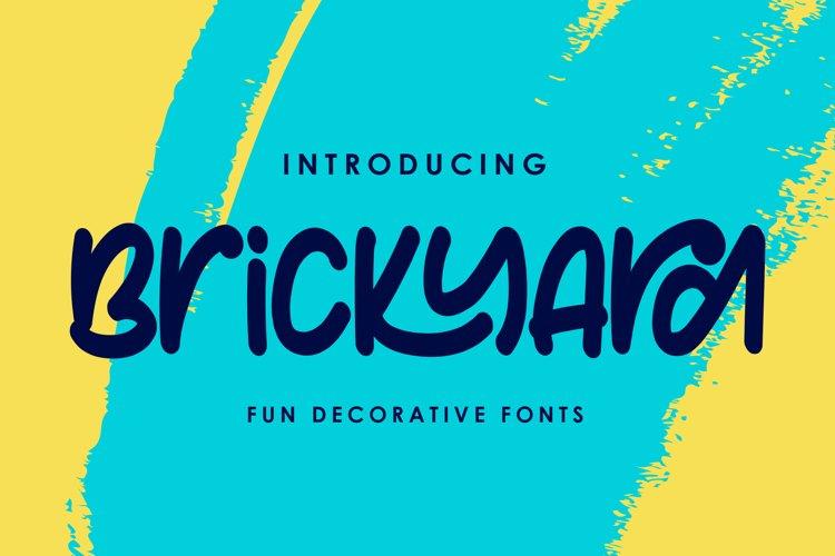 Brickyard example image 1
