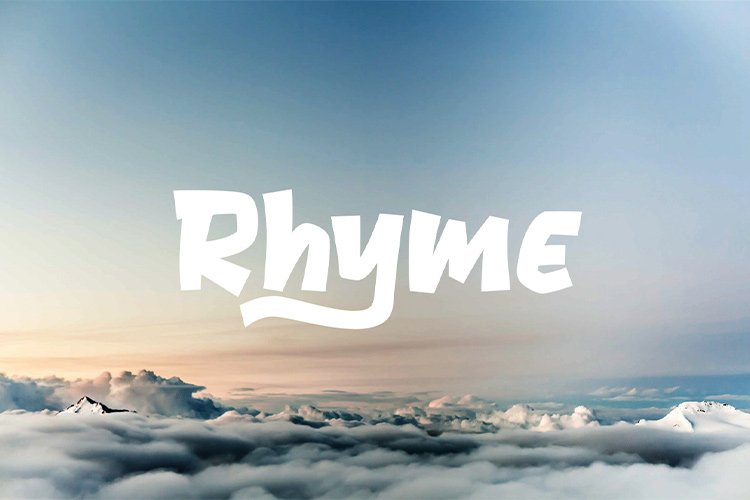 Rhyme || elegant display example image 1