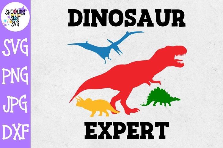 Dinosaur Expert SVG - Dinosaur SVG
