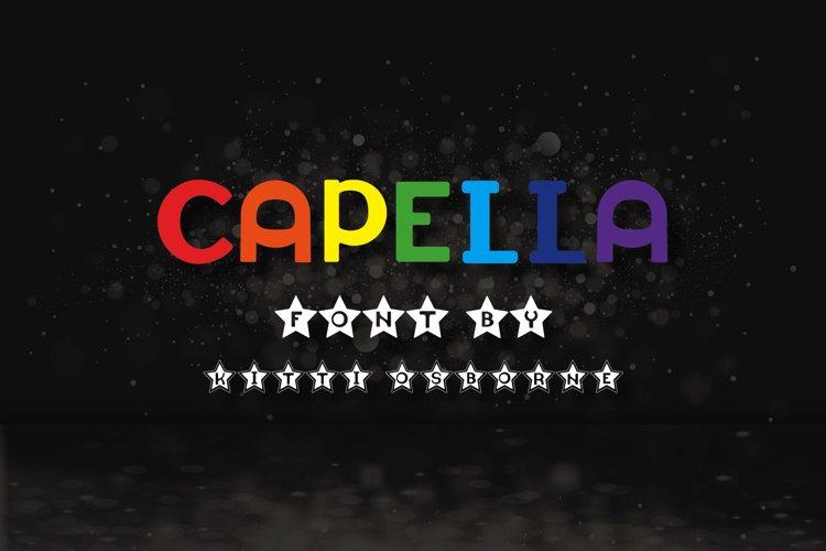 Capella example 1