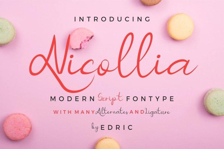Nicollia example image 1