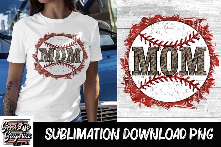 Sublimation designs for tshirts-Baseball-PNG example image 1