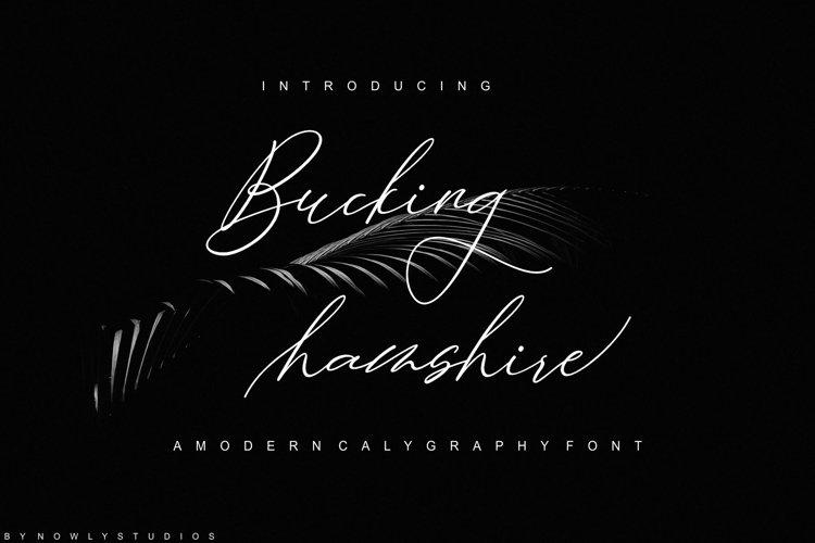 Bucking Hamshire