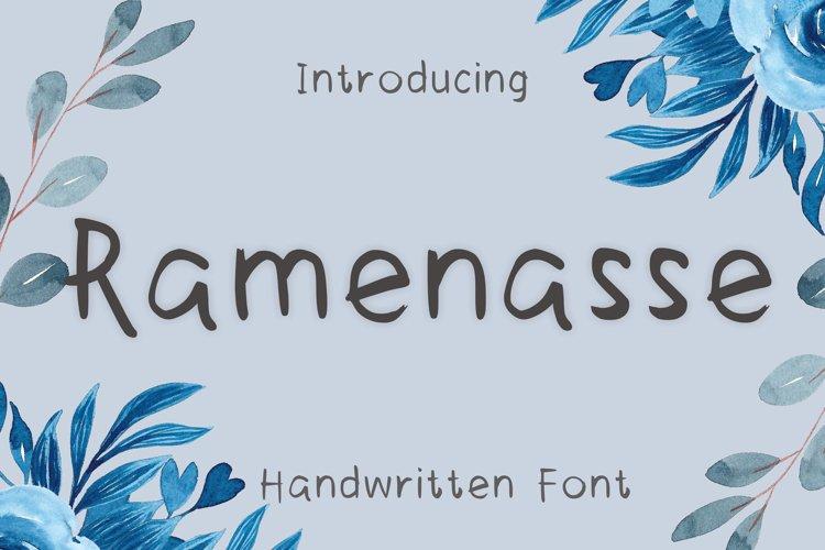 Ramenasse example image 1