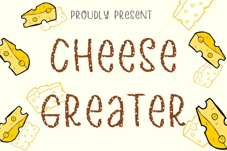 Cheese Greater example image 1