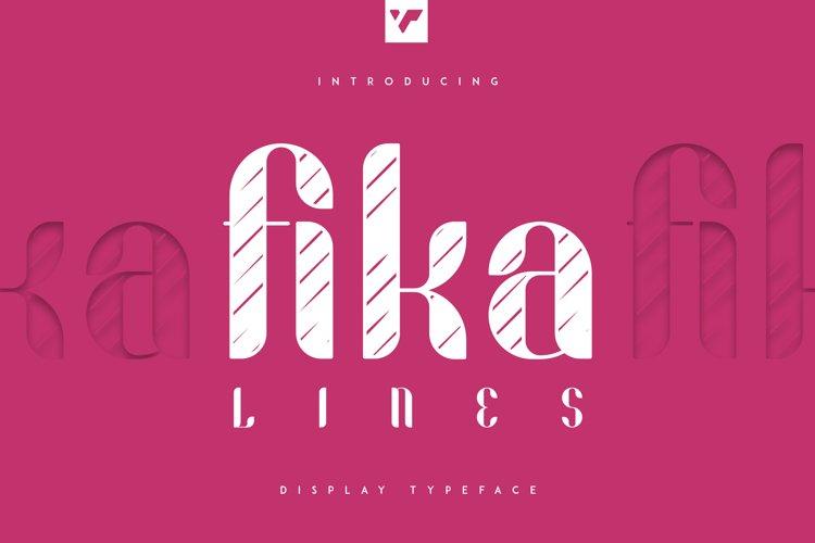 Fika Lines example image 1