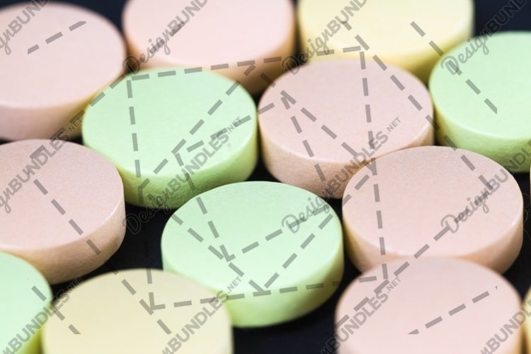 round pills example image 1