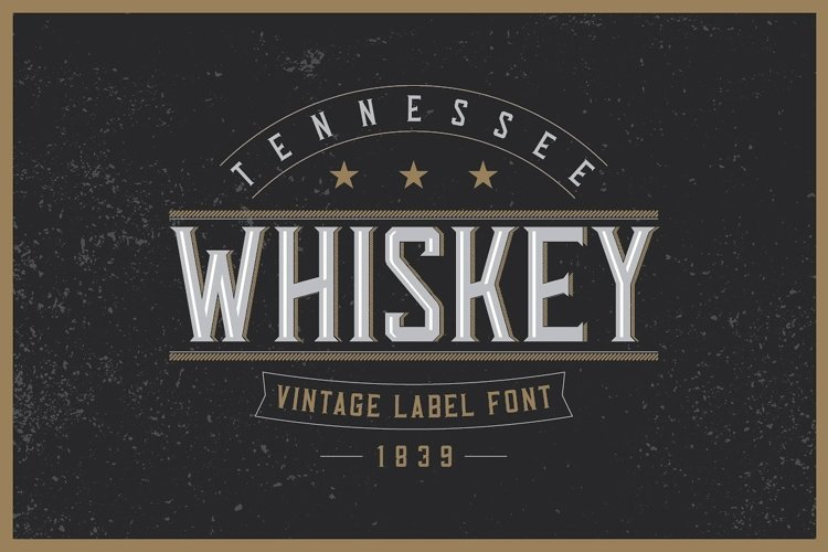Tennessee Whiskey example image 1