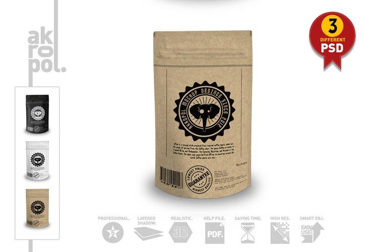 Foil Bag Mock-up example image 1