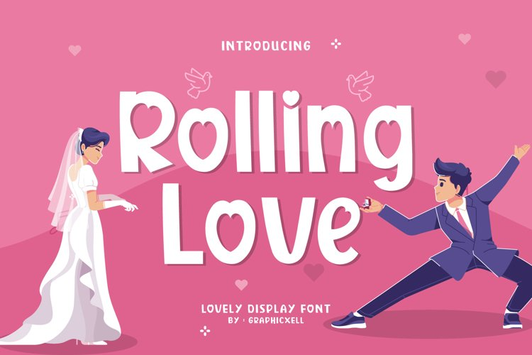 Rolling Love example image 1